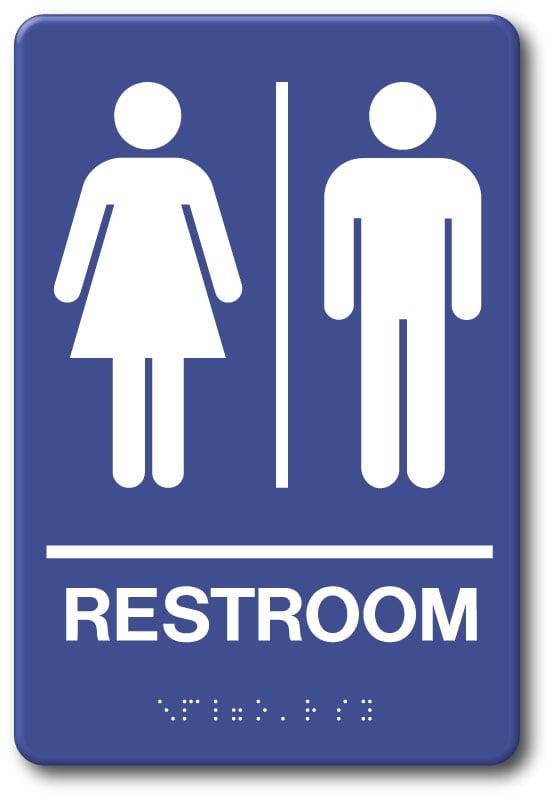 Men Women Bathroom Sign 28 Images 7 Best Images Of Bathroom Door Signs Printable Men And