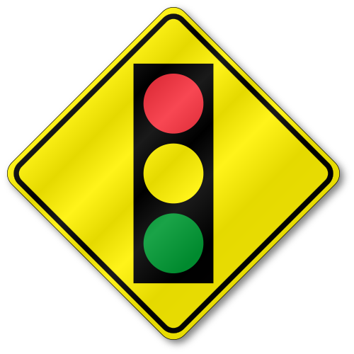 Signal Ahead Symbol Sign W33  Tr02w33. Beginner Smoker Signs. Shopping Center Signs Of Stroke. Light Up Signs Of Stroke. Pancoast Syndrome Signs. Horse Farm Signs Of Stroke. Scid Signs. Signature Drink Signs Of Stroke. Cross Legs Signs