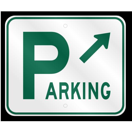 Parking Destination D4 1 Traffic Sign 080 Outdoor