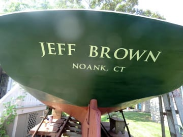 Vinyl Boat Lettering Design Online Easy Install One Day Ship - Vinyl letter stickers for boats