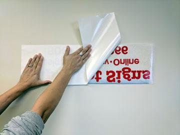 Remove wax liner