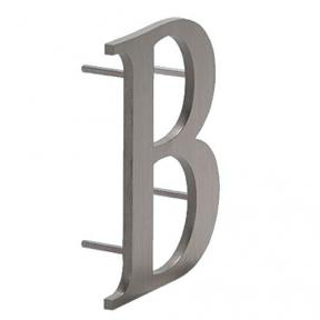 Aluminum Sign Letters Aluminum Sign Letters & Numbers 6 Inch  Bl31006